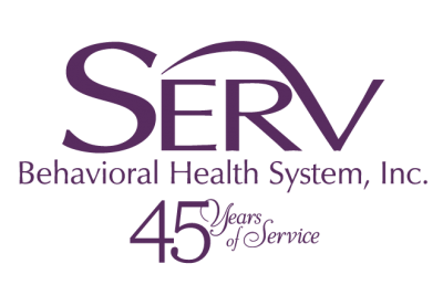 45 Years Serv Logo color